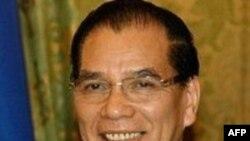 Tổng bí thư Ðảng Cộng sản Việt Nam Nông Đức Mạnh