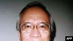 Bác sĩ Nguyễn Đan Quế, người sáng lập phong trào dân chủ có tên Cao trào Nhân bản vào năm 1990