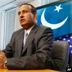 سابق سفیر حسین حقانی