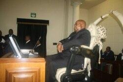 Report on Public Parly Hearings Filed By Gandri Maramba