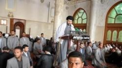 دستور روحانی عراقی به نیروهایش برای توقف حملات