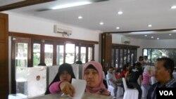 KPU adakan pemilu legislatif ulang di beberapa wilayah di Indonesia. (Foto: Andylala)
