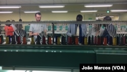 Trabalhadores da África Têxteis