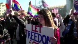 When Gay Marriage Debaters Collide (VOA On Assignment Apr. 12)