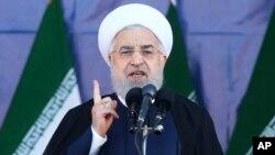 Presiden Iran, Hassan Rouhani akan menghadiri sidang Majelis Umum PBB ke-73 di New York (foto: dok).