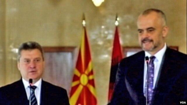 Rama për të drejtat e shqiptarëve në Maqedoni