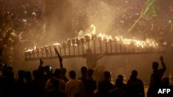什葉派慶祝阿舒拉節