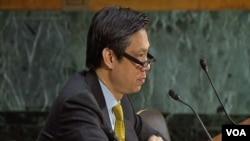 Hoyt Yee, zamjenik državnog sekretara