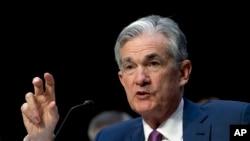 Trình bày bản báo cáo hai lần một năm về chính sách tiền tệ trước Quốc hội, ông Powell đưa ra đánh giá lạc quan về triển vọng của nền kinh tế Mỹ.