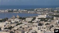 ICG oo Djibouti ku Shirsan