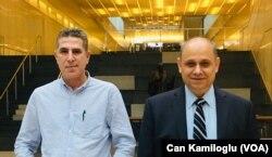 Ali Koçak Amerika'nın Sesi muhabiri Can Kamiloğlu'yla
