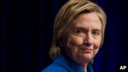 Hillary Clinton menuduh campur tangan Rusia mengakibatkan kekalahannya dalam pemilihan presiden AS bulan lalu (foto: dok).