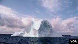 Si el calentamiento global continúa como hasta ahora, la temperatura en el Artico podría subir hasta 12 grados centígrados para el fin de siglo.
