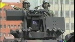 2011-10-10 粵語新聞: 馬英九雙十國慶呼籲中國改革