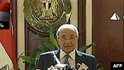 Ông Ahmed Shafiq đã được ông Mubarak chỉ định nắm chức vụ Thủ tướng ngay sau khi xảy ra các cuộc biểu tình rầm rộ chống chính phủ