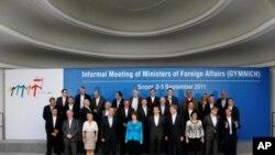 یورپی یونین کےوزرائے خارجہ کا اجلاس، مشرقِ وسطیٰ اور شام پرگفتگو ہوگی