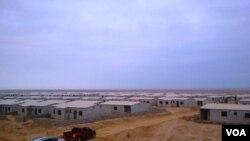 Namibe: Autoridades estudam reassentamento de populações em risco - 1:37