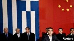 希腊总理2015年2月致辞欢迎中国投资(路透社)