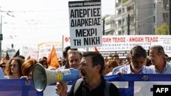 Punonjësit grekë të trasnportit publik vazhdojnë protestat