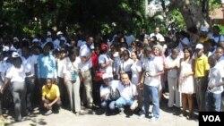 Medicos moçambicanos em greve