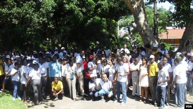 Médicos moçambicanos em greve reunem-se em Maputo