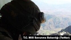 Turkey Iraq PKK operation