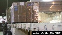 د قاطع ملاتړ ماموریت وايي چې له افغان امنیتياو دفاعي ځواکونو سره مرستو ته ژمن دی