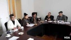 Vətəndaş Cəmiyyətini Müdafiə Komitəsinin toplantısı