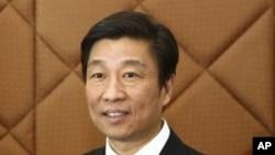 中共组织部长李源潮(资料)
