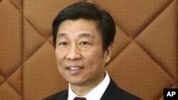 中國國家副主席李源潮