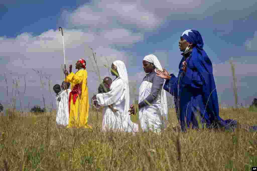 Cənubi Afrika - Pasxa bayramı