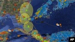 ہیٹی، ڈومینیکن ریپبلک میں سمندری طوفان کا خطرہ