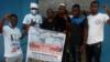 Activistas de Cabinda em Luanda, Angola