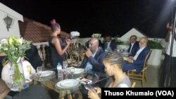 Emkhosini oqoqwe ngabeZimbabwe Community in South Africa eJohannesburg