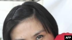 Nhà báo Hương Trà, tức blogger Cô Gái Đồ Long