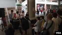 香港教师:减少国歌奏唱 以防学生触法