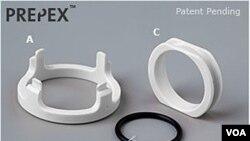 Perangkat kedokteran yang disebut PrePex ini digunakan untuk melakukan khitan tanpa operasi pada lelaki dewasa dengan aman dan tanpa menimbulkan rasa sakit.