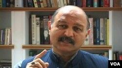مشاہد حسین سید