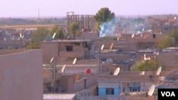 Haseke'nin son hali. (Fotoğraf: VOA Kürtçe Bölümü)
