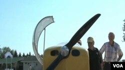 Avion Sonex pokreće motor na baterije