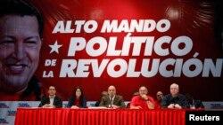 Apenas el miércoles, altos mandos del gobierno habían acusado a Estados Unidos de ser parte del plan de magnicidio contra Maduro.