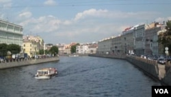 普京的許多親信都來自聖彼得堡