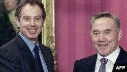 Тони Блэр поможет Казахстану