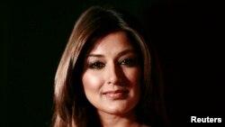 بالی ووڈ اداکارہ سونالی بیندرے۔ فائل فوٹو