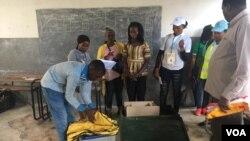 Moçambicanos vão a votos em Outubro