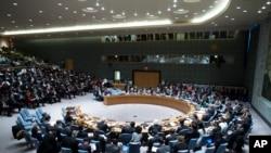 Le Conseil de sécurité (Photo AP)