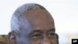 Sudanese Vice President Ali Osman Mohamed Taha (File Photo)