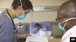 U.S. Helps Boost Medical Education in Africa