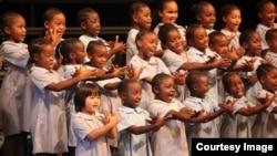 Children From Zimbabwe