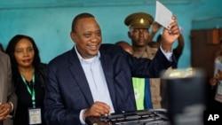 اوهورو کنیاتا، رئیس جمهوری کنیا